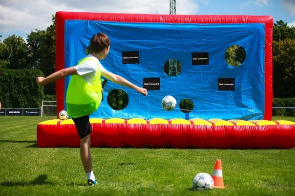 Футбол - Адидас - это футбольное мероприятие организованное компанией ФутболПарк