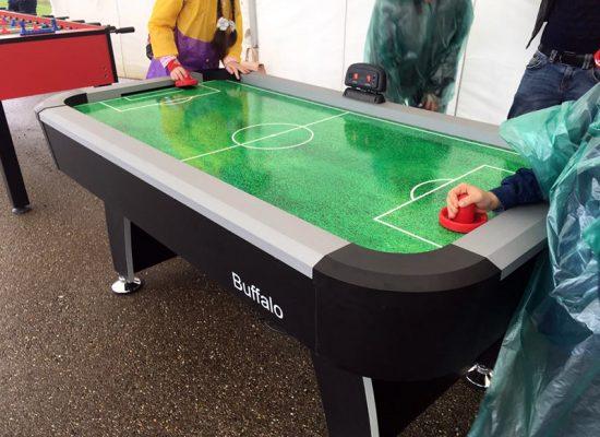 Настольный «Аэрофутбол» - футбольные аттракционы